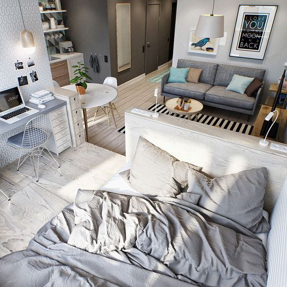 decorate small rooms