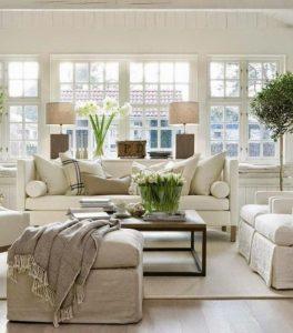 Off White for living room
